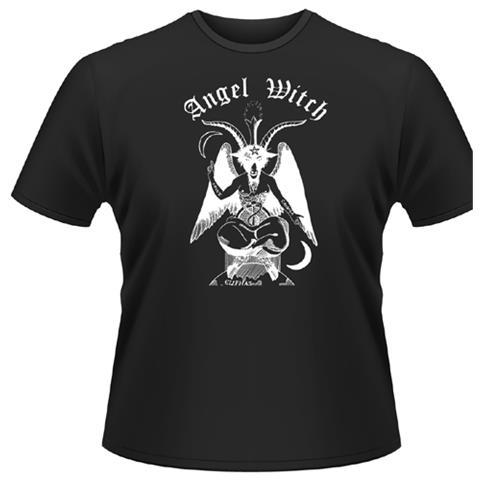 PLASTIC HEAD Angel Witch - Baphomet (T-Shirt Unisex Tg. 2XL)