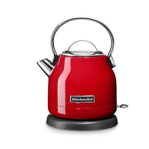 5KEK1222EER Bollitore Capacità 1.25 Litri Potenza 1500 Watt Colore Rosso