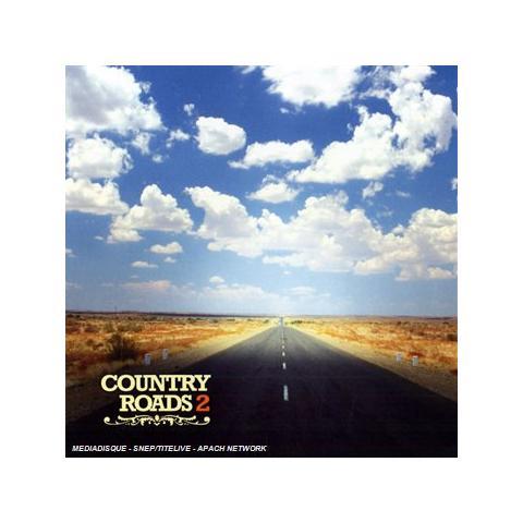 WARNER BROS Country Roads 2 (Cd+Dvd)