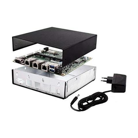 Motori Varia Gruppo Pc Apu2e2 Sistemi Embedded Box Starter Kit 1 Ghz, 2 Gb Di Ram, 3x Lan