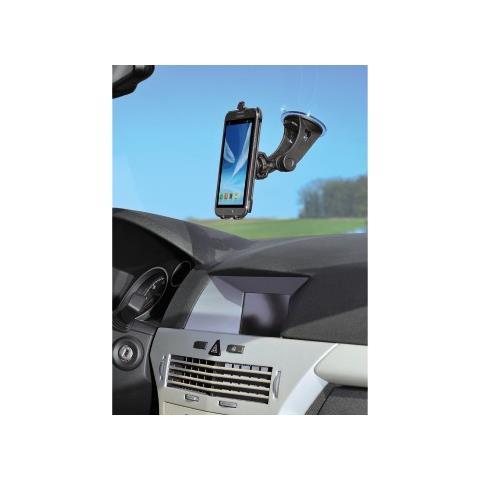 HAMA 102088 Auto Active holder Nero supporto per personal communication