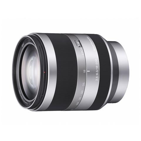 Obiettivo 18-200 mm / F3.5-6.3 - 4:3 Attacco Sony
