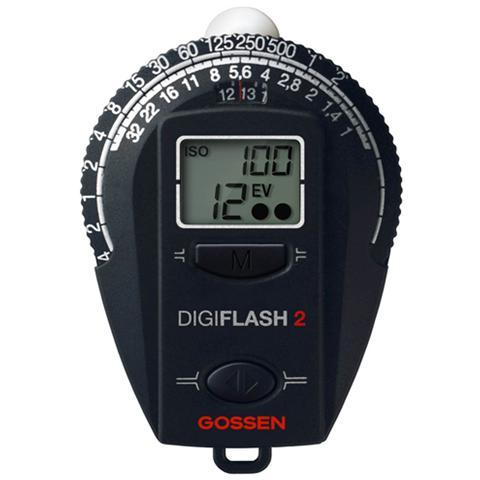 Digiflash 2, -10 - 60 °C, Batteria
