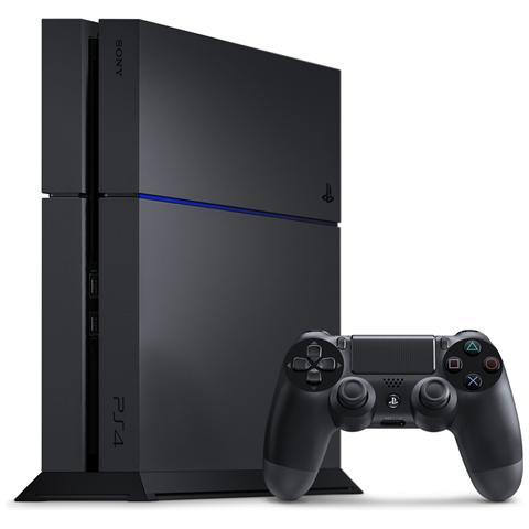 Image of 9850854, PlayStation 4, HDD, Nero, IEEE 802.11b, IEEE 802.11g, IEEE 802.11n, GDDR5, AMD Jaguar