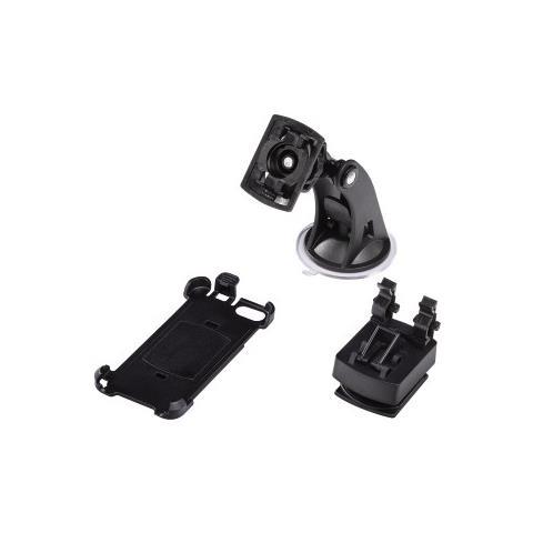 HAMA 00102089 Auto Passive holder Nero supporto per personal communication