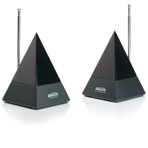 MARMITEK Estensore Powermid XL ong Range Wireless Remote - Nero