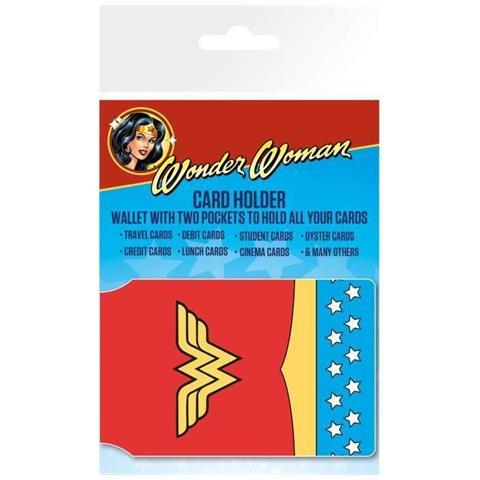 GB EYE Dc Comics: Wonder Woman Costume (portatessere)