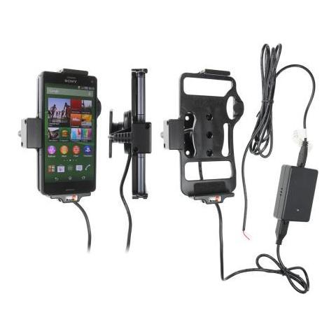 BRODIT 513675 Universale Active holder Grigio supporto per personal communication