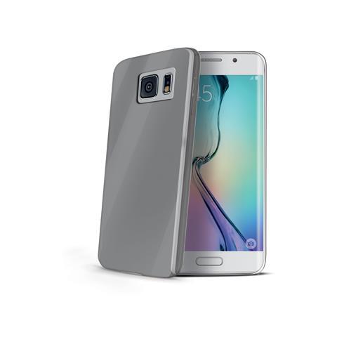 CELLY Custodia Protettiva in Silicone Flessibile per Smartphone Transparente