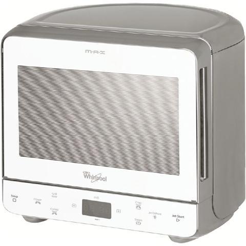 MAX39WSL Forno a Microonde con Grill Potenza 700 Watt Capacità 13 Litri Colore Silver