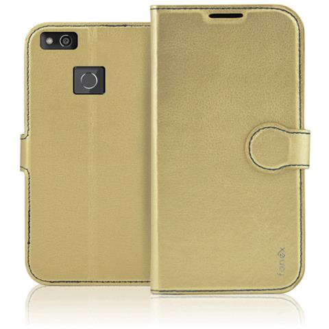 FONEX Custodia per Huawei P8 Lite Colore Oro