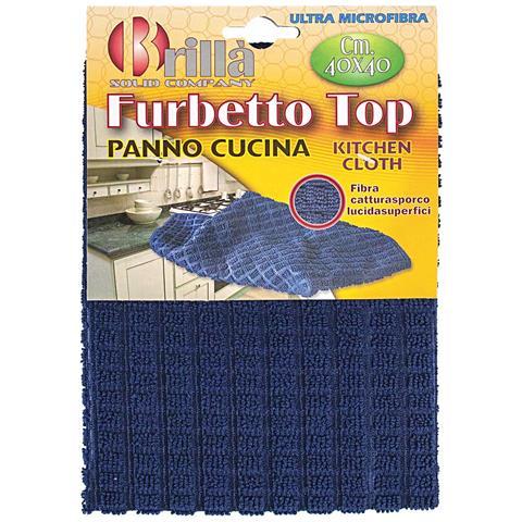 LA BRIANTINA Panno Furbetto Top 40x40 Cm
