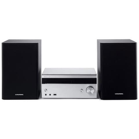 Image of M3000BT Home audio mini system 100W Bianco set audio da casa