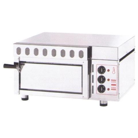 Forno Pizza Pizzeria Elettrico 1 Pizze Cappa Rs3704