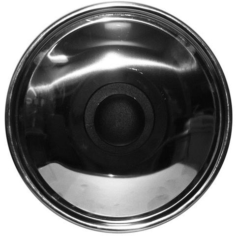 Coperchio in Acciaio Inox Diametro 32 cm