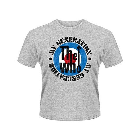 PHM Who (The) - Generation (T-Shirt Unisex Tg. S)