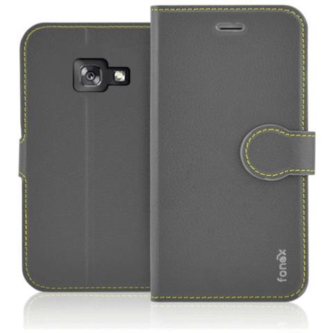 FONEX Custodia per Samsung Galaxy A3 (7) Colore Grigio