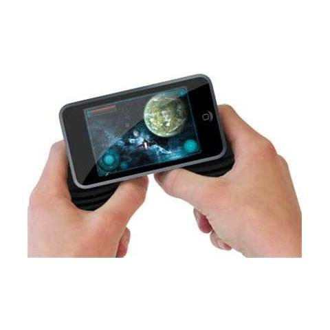 CLINGO CG-07020, Telefono cellulare / smartphone, Nero, Verde