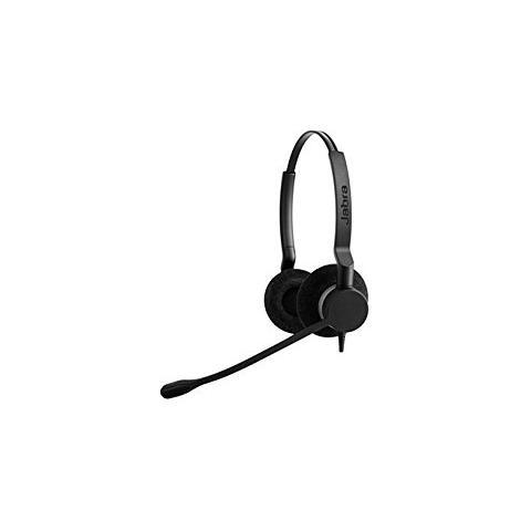 JABRA Cuffie BIZ 2300 DUO Headset con Microfono
