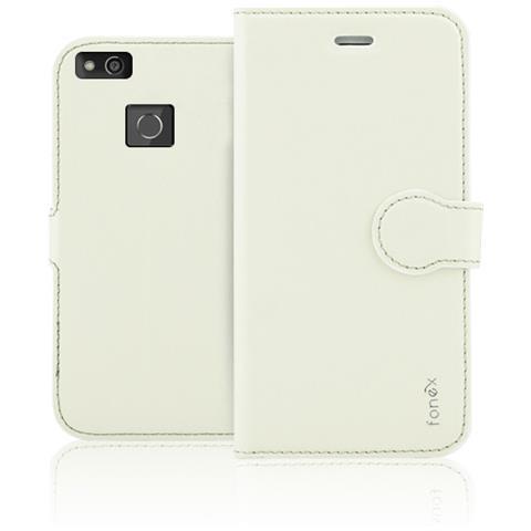 FONEX Custodia per Huawei P8 Lite Colore Bianco