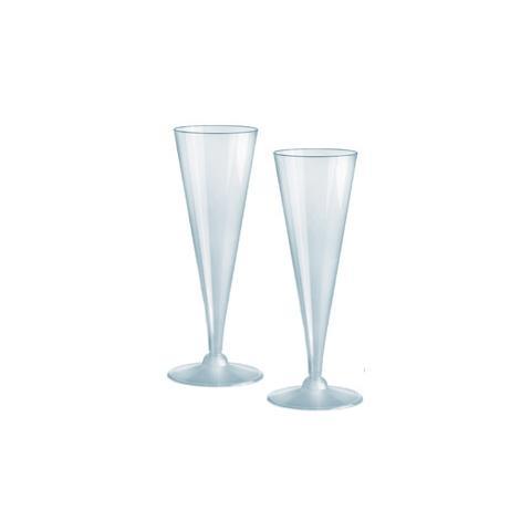 DOPLA 20 Bicchieri Flutes - Modello Diamant