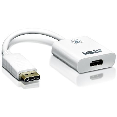 ATEN IDATA VC-986 - Adattatore attivo da DisplayPort a 4K HDMI, VC986