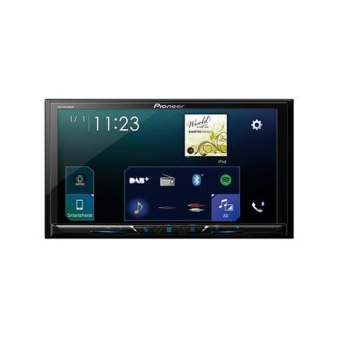 Sph-da230dab Ricevitore Multimediale Per Auto Nero Bluetooth