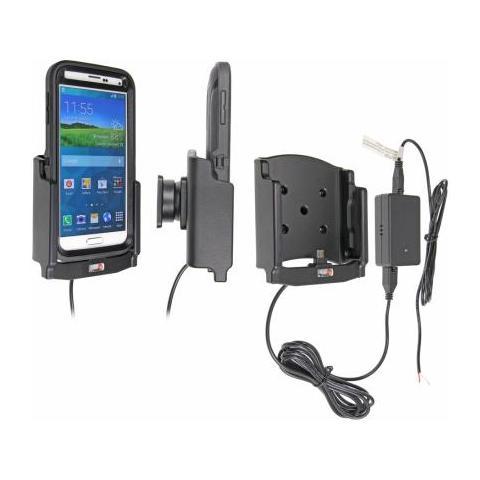 BRODIT 513678 Auto Active holder Grigio supporto per personal communication