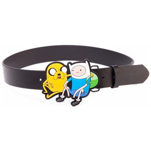 BIOWORLD Adventure Time - Finn & Jake Black (Cintura Tg. XL)