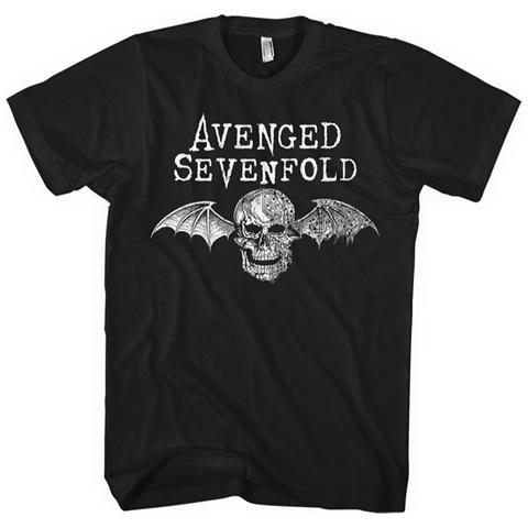 PHM Avenged Sevenfold - Death Bat Logo (T-Shirt Unisex Tg. 2Xl)