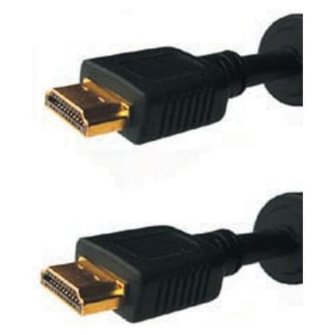 Reekin Cavo Video Hdmi Maschio / Hdmi Maschio Con Ethernet Dorato - 15 Mt Rohs