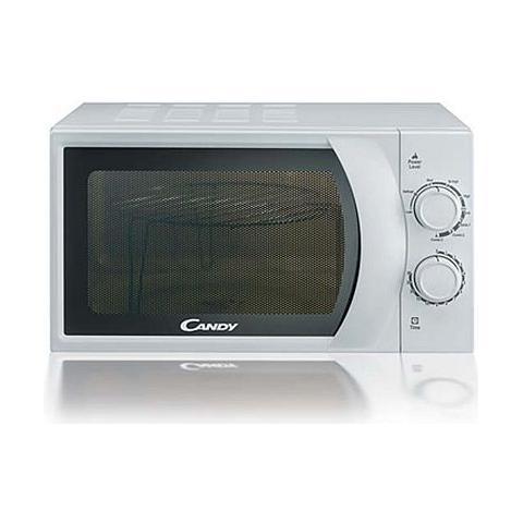 Forno a Microonde con Grill CMG 2071 M Capacità 20 Litri Potenza Massima 700+Potenza Grill 900 Watt Colore Bianco