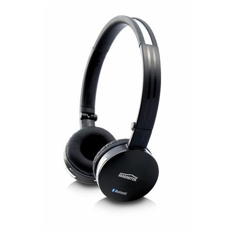 MARMITEK BoomBoom 540 Cuffia On-ear Bluetooth Hi-Fi Headphones - Nero