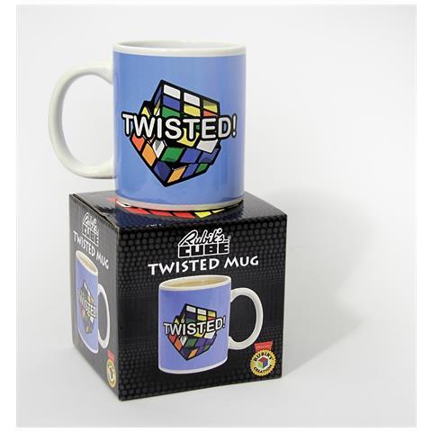 Rubiks - Rubik's Cube Twisted (Tazza)