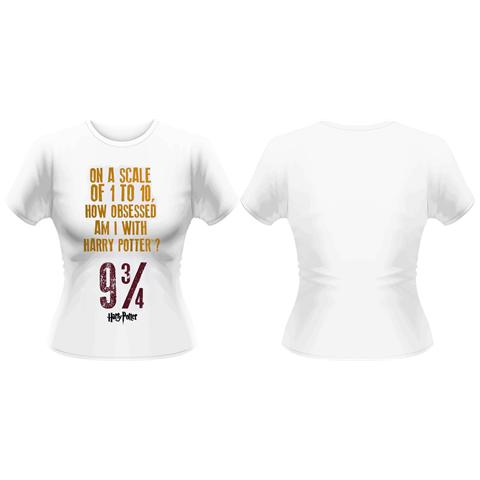 PHM Harry Potter - Obsessed (T-Shirt Donna Tg. L)
