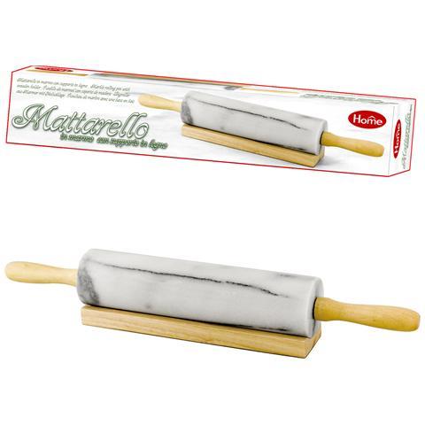 Mattarello Marmo Cm 45 Strumenti Da Cucina