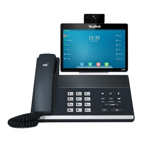 YEALINK SIP VP-T49G HighEnd Videotelefon | SIP VP-T49G