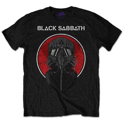 ROCK OFF Black Sabbath - Live 14 Black (T-Shirt Unisex Tg. 2XL)