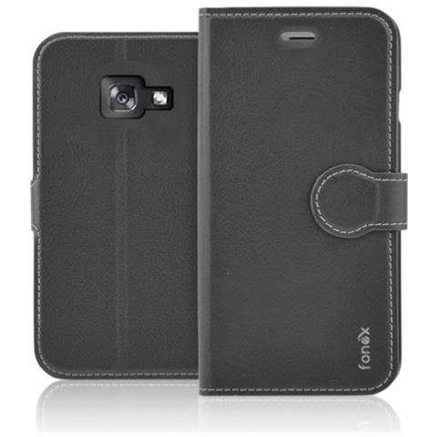 FONEX Custodia per Samsung Galaxy A3 (7) Colore Nero