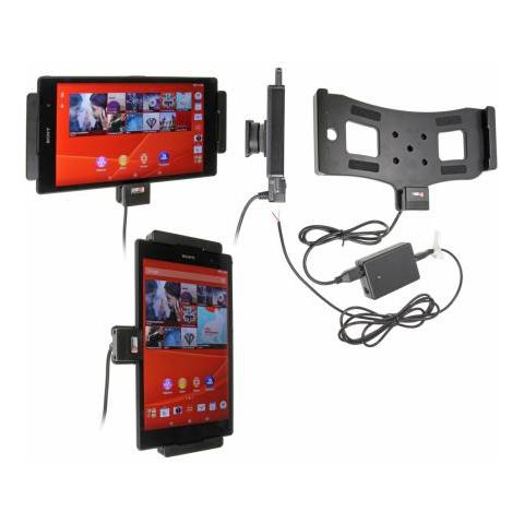 BRODIT 513692 Universale Active holder Grigio supporto per personal communication