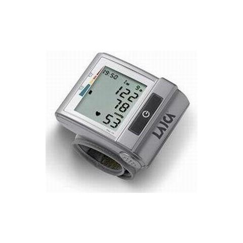 LAICA BM1001S Misuratore di Pressione da Polso Colore Bianco / Silver