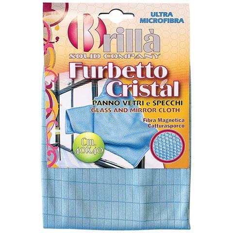 LA BRIANTINA Panno Furbetto Cristal 40x40 Cm