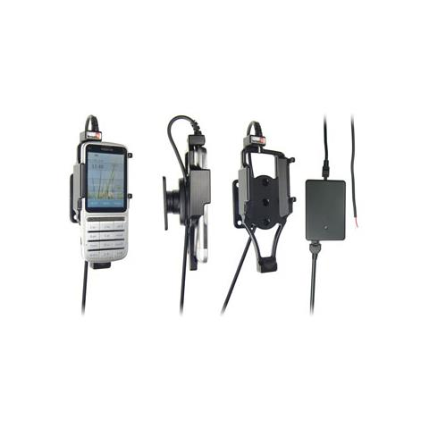 Brodit 513238 Active holder Nero supporto per personal communication