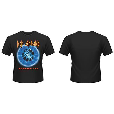 PHM Def Leppard - Adrenalize (T-Shirt Unisex Tg. S)