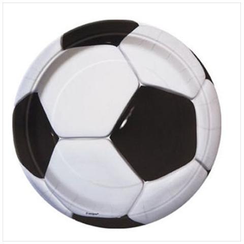 Ballon Express Unique Piatti 23 Cm Pallone Da Calcio