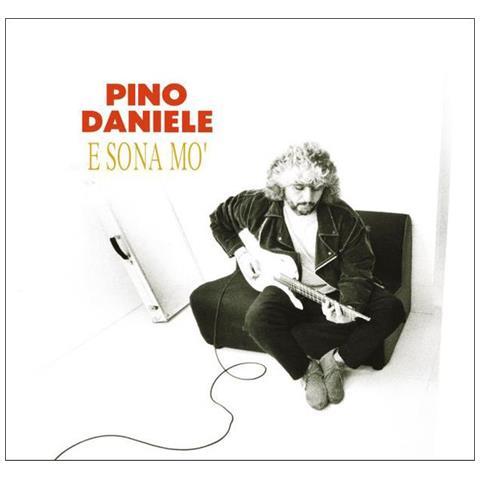 WARNER MUSIC Pino Daniele - E Sona Mo' (Cd+Dvd)