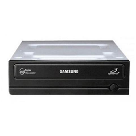 SAMSUNG Masterizzatore DVD Interno SH-224DB / BEBE Interfaccia SATA 1.5Gbps Colore Nero Versione Bulk