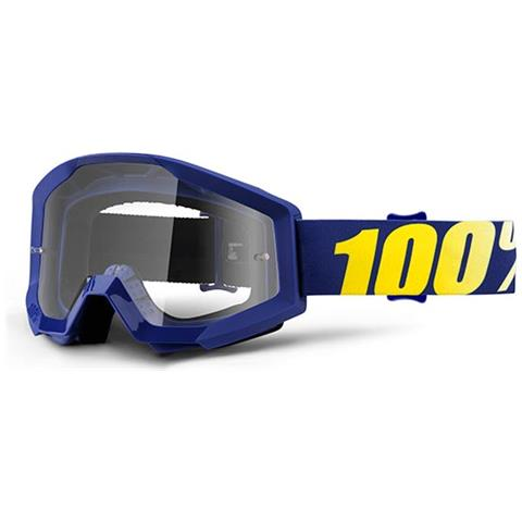 Maschera 100% Strata Hope - Lente Trasparente