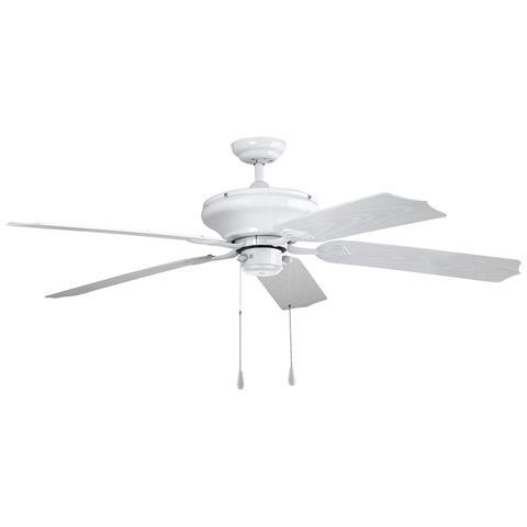 CP 95132 Ventilatore domestico con pale 60W Bianco