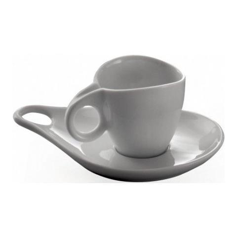 Set 6 Tazzine Da Caffè E Piattino,